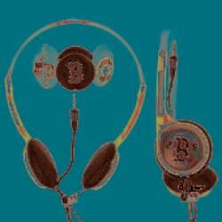 Nemo Digital MLF10118BS MLB Interchangeable Boston Red Sox Headphones - Thumbnail 2
