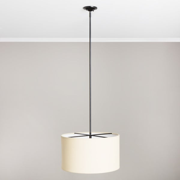 New Ventura 3-light Round Chandelier