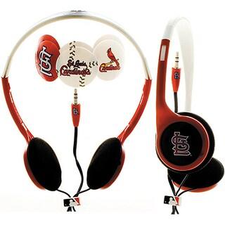 Nemo Digital MLF10118STL MLB St. Louis Cardinals Headphones