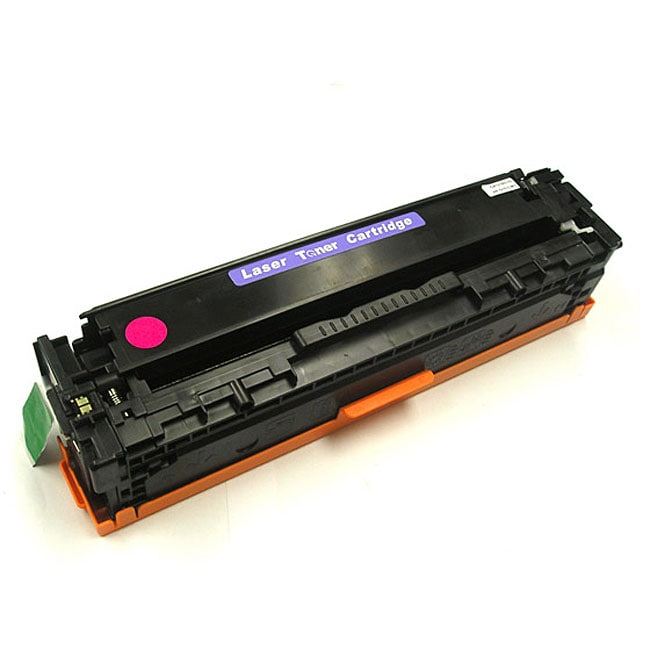 HP CB543A Premium Compatible Laser Toner Cartridge-Magenta