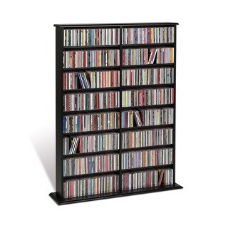 Double-width Media Storage