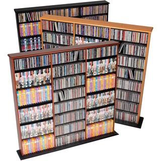 Triple-width Media Storage