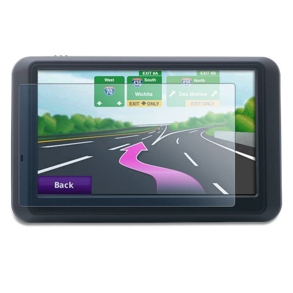 INSTEN Clear 4.3-Inch LCD Screen Protector for Garmin Nuvi