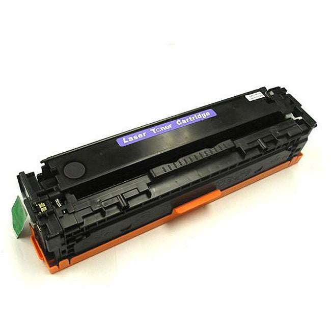 HP CB540A Premium Compatible Laser Toner Cartridge -Black