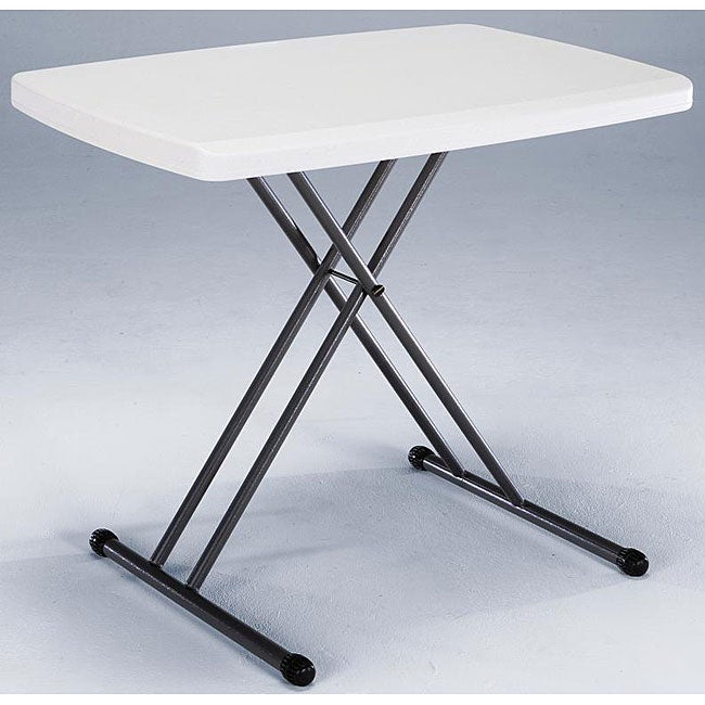 Lifetime 30-inch Granite Personal Folding Table