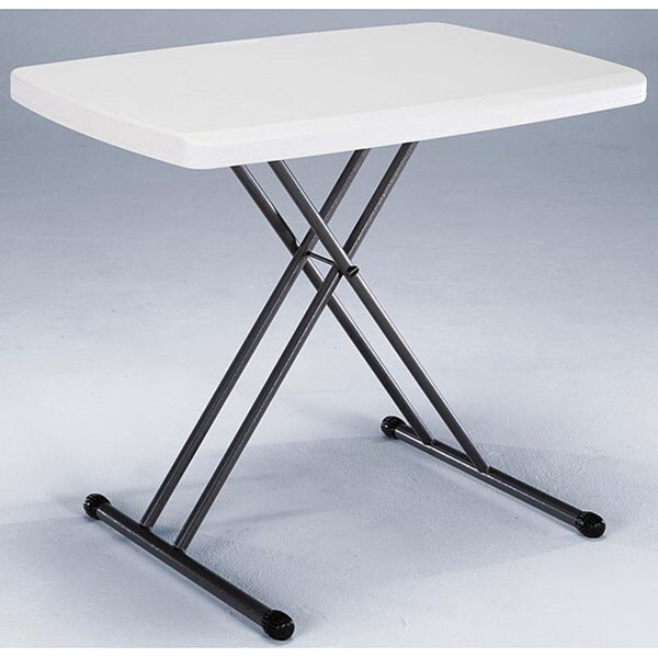 Lifetime 30 Inch Granite Personal Folding Table