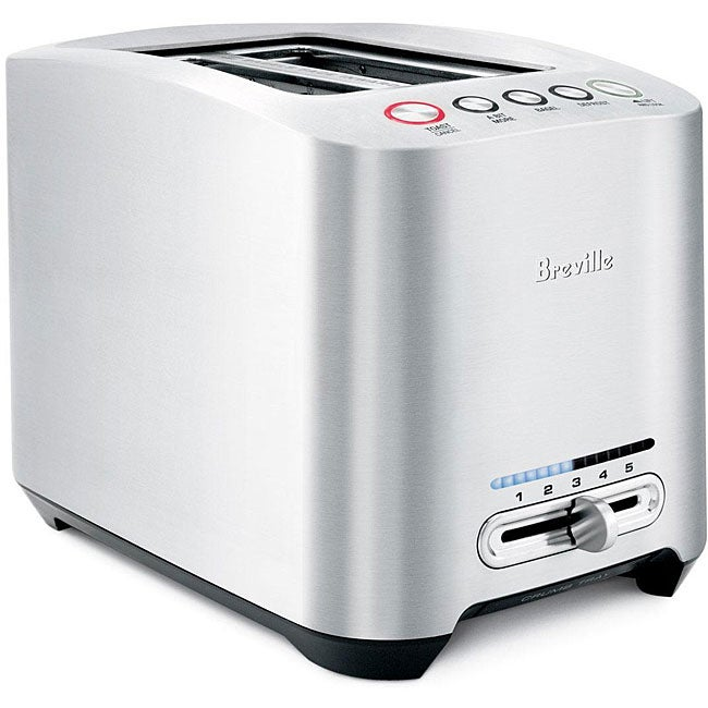 Breville BTA820XL Die-Cast Smart 2-slice Toaster