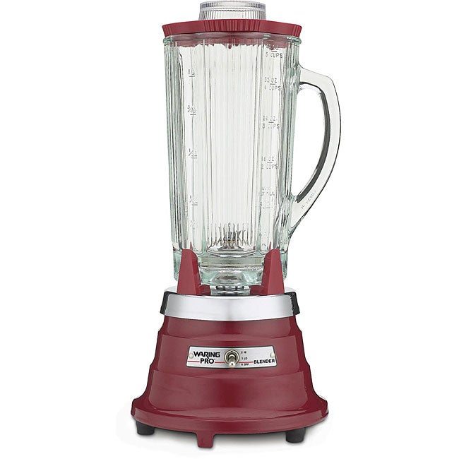 Waring PBB204 Professional Chili Red Bar Blender
