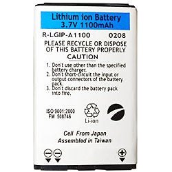 LG LGIP-A1100E Lithium Ion OEM Battery
