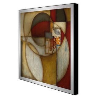 Gallery Direct DeRosier 'Outskirts I' Framed Metal Artwork