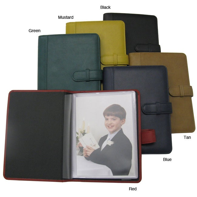 Royce Leather 5x7-inch Brag Book Photo Holder