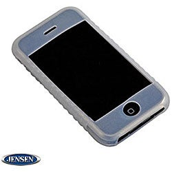 Jensen JP6111 ME iPhone Clear Protective Skin