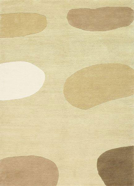 nuLOOM Hand-knotted Brink & Campman Himali Ivory Wool Rug (5'7 x 7'10)