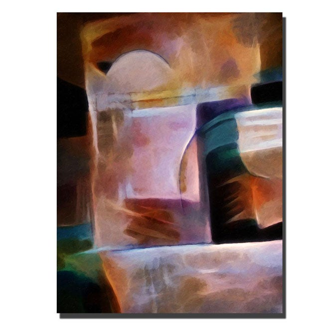 Adam Kadmos 'Shimmery' Gallery-wrapped Canvas Art