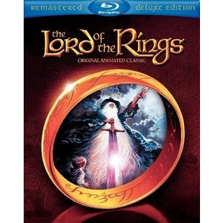 The Lord of the Rings - Deluxe Edition with Digital Copy (Blu-ray Disc)