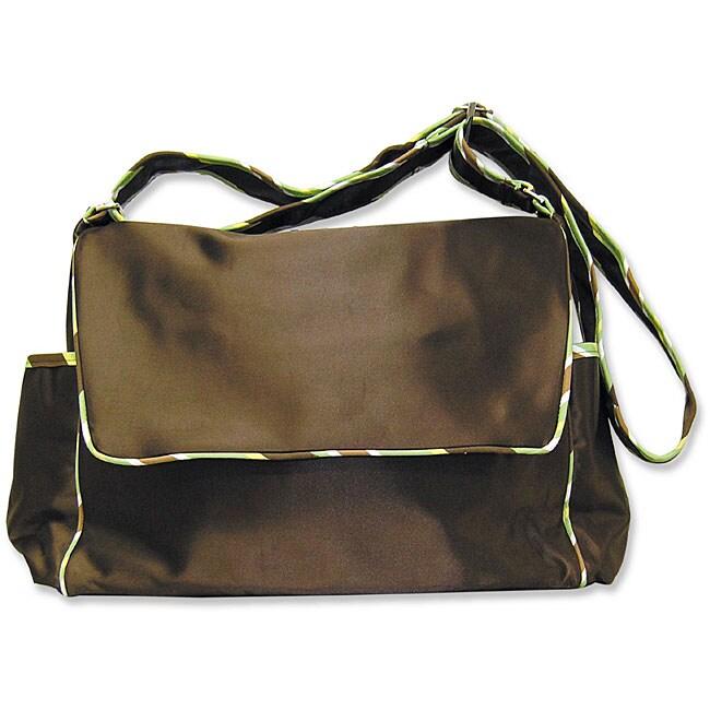 Trend Lab Giggles Microfiber Messenger Bag