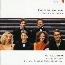 Musica Lingua - Buxtehude: Festliche Kantaten