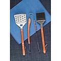 Vineyard Rosewood 3-piece Barbeque Tool Set