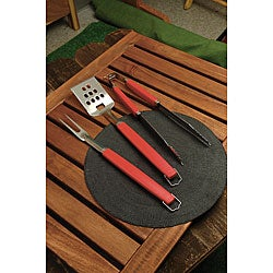 Perfect Chef 3-piece Barbeque Tool Set