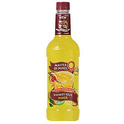 American Beverage Master of Mixes Whiskey Sour Mixers (Pack of 12)