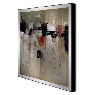 Gallery Direct Sean Jacoba 'Raisonne III' Metal Framed Art