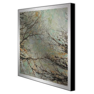 Gallery Direct Sara Abbott 'Enchanted II' Framed Metal Art