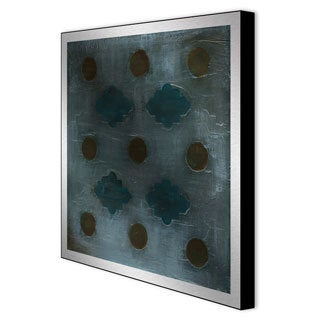 Gallery Direct Laura Gunn 'Architecture I' Aluminum Art
