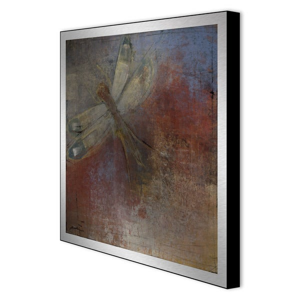 Gallery Direct Maeve Harris 'Dragonfly I' Aluminum Art