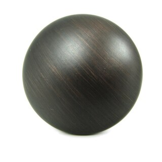 Stone Mill Bellevue Oil-rubbed Bronze Cabinet Knobs (Pack of 10)