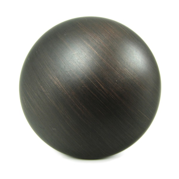 Stone Mill Bellevue Oil-rubbed Bronze Cabinet Knobs (Pack of 25)