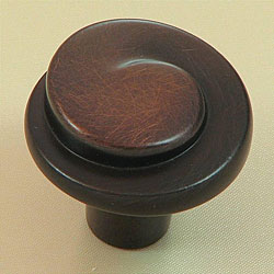 Stone Mill Oil-rubbed Bronze Hawthorne Cabinet Knobs (Pack of 5)
