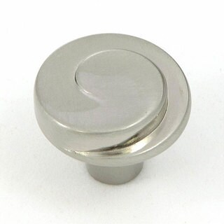 Stone Mill Hawthorne Satin Nickel Cabinet Knobs (Pack of 10)