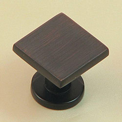 Stone Mill SoHo Oil-rubbed Bronze Cabinet Knobs (Pack of 5)
