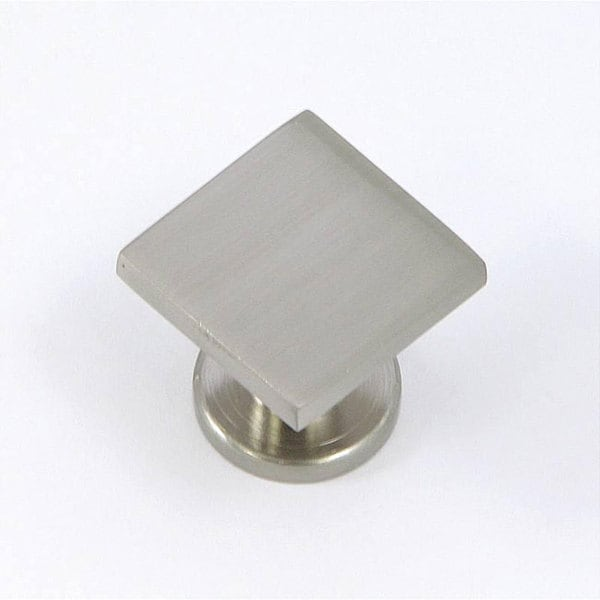 Stone Mill Soho Satin Nickel Cabinet Knobs (Pack of 5)