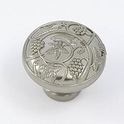 cabinet knobs silver. Stone Mill Satin Nickel Napa Valley Cabinet Knobs (Pack Of 25) Silver T