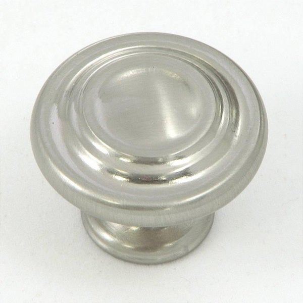 Stone Mill Satin Nickel 3-ring Cabinet Knobs (Pack of 25) - Free ...