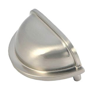 Stone Mill Satin Nickel Nantucket Cup Cabinet Pulls (Pack of 10)|https://ak1.ostkcdn.com/images/products/4587357/P12521070.jpg?impolicy=medium