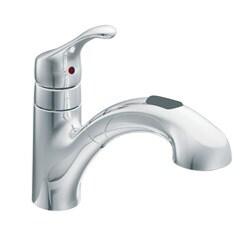 Moen Renzo Chrome Single-handle Kitchen Faucet