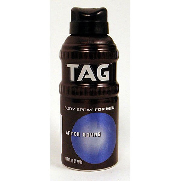 Tag After Hours Men S 3 5 Oz Body Spray Pack Of 4 Free