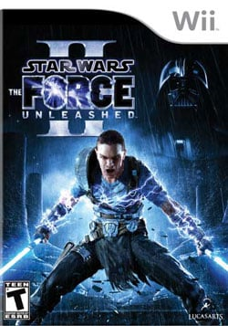 Wii - Star Wars: The Force Unleashed II - By Lucas Arts