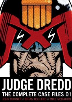 Judge Dredd The Complete Case Files 01 (Paperback)