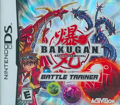 Nintendo DS - Bakugan 2: Battle Trainer