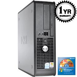 Dell Optiplex 745 Core 2 Duo 1.86Ghz 4G 500GB SFF Computer (Refurbished) - Thumbnail 2