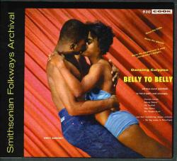 Various - Belly to Belly Dancing Calypso