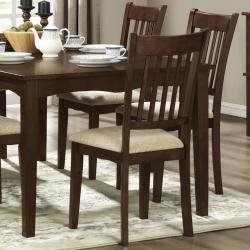 Baldwin Park Slat-back Cherry Chairs (Set of 2)