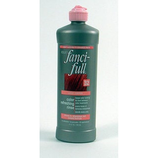 Fanci-Full 11-ounce #32 Lucky Copper Color Rinse (Pack of 4)