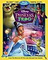 The Princess And The Frog (Blu-ray/DVD)