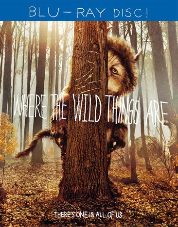 Where the Wild Things Are (Blu-ray/DVD)