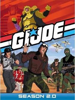 G.I. Joe: A Real American Hero: Season 2 (DVD)