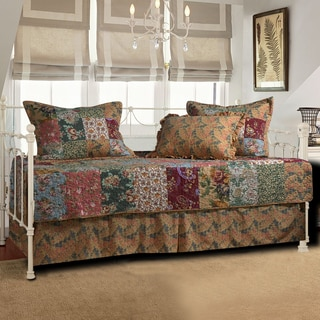 greenland home fashions antique chic 5piece daybed set - Greenland Home Fashions